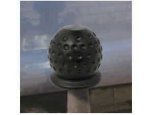 Cache rotule boule de caravane noir auto voiture caravane remorque