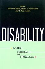 Disability: The Social, Political, and Ethical Debate (Contemporary Issues (Pr..