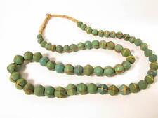 Antiguedad abalorios Murano old Venetian King trade glass beads Venecia afrozip
