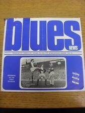 27/04/1974 Birmingham City v Norwich City [Programme Incorrectly Dated: 1973] (f