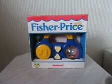 Fisher-Price    vintage mini-radio attivita