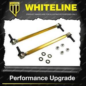 Whiteline Front Extra Heavy Duty Sway Bar Link for Volvo S60 S80 V70 XC70 XC90