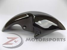 1999-2002 R6 Front Tire Fender Mud Guard Fairing Hugger Cowl 100% Carbon Fiber