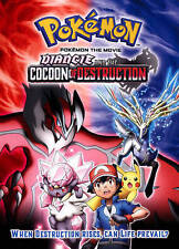 Pokémon the Movie: Diancie and the Cocoon of Destruction (DVD, 2015)