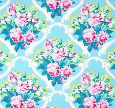 Caravelle Arcade - Jessica in Blue - Half yard- Jennifer Paganelli - Fabrics4u2
