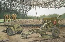 1/35 Dragon 6774 British 25pdr Field Gun Mk.II w/Limber (Smart Kit)
