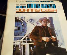 SUN DT-91458 Johnny Cash All Aboard The Blue Train NM/EX OG?... Rare!!