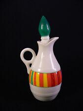Seltmann Weiden Compact bunte Streifen Oel - Essigflasche
