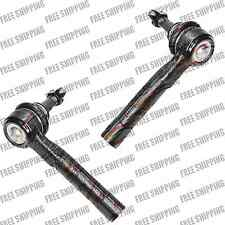 Front Steering 2 Outer Tie Rods Fits Cadillac Escalade Chevrolet Tahoe GMC Yukon