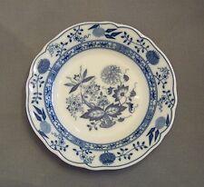 Hutschenreuther Blue Onion, Bread Plate(s) 6 1/8 inch, new fine china