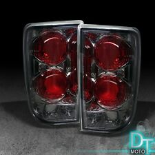 Smoked 95-05 Chevy Blazer Gmc Jimmy Altezza Tail Lights Lamp Left+Right Pair Set