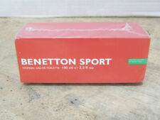 New In Box Benetton Sport United Colors For Benetton EDT For Women 3.3 oz 100mle