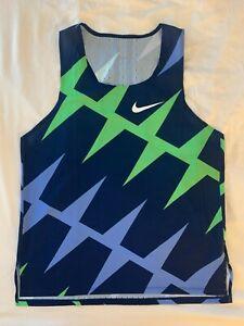Nike Elite Aeroswift Pro Elite 2021 Running Team Medium Slim Fit Singlet for Men