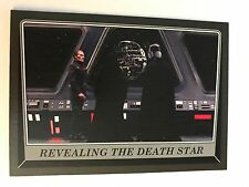 Star Wars Rogue One Mission Briefing #16 Revealing the Death Star BLACK