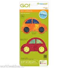 AccuQuiltGO!& Baby GO!Fabric Cutter Cutting Die Cute Car 55354 Applique Quilting