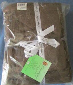 Joy Mangano JOY 16-PC  True Perfection Luxury Cosmetic Resistant Towels Brown