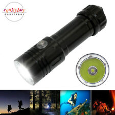 4 Mode 1200Lumen L2 LED Scuba Diving Flashlight Torch Waterproof Underwater Lamp