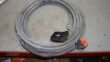 LOT OF 2 ABB NKTU11-10 INFI 90 I/O MODULE TO TERMINATION UNIT 300V CABLE-WIRE