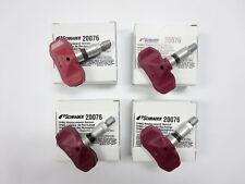 2009 Chevrolet Corvette C6 Schrader 20076 New TPMS Sensor Set 315 mhz