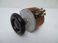 SUPERIOR ELEC. POWERSTAT VARIABLE AUTOTRANSFORMER 10B w/ KNOB VARIAC TRANSFORMER