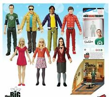 New The Big Bang Theory 3 3/4-Inch Action Figures Series 1 CHOOSE: