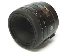 Minolta AF 50 mm f/2.8 Macro New Lens