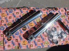 HARLEY LOWER LEGS  ROAD KING TOURING SEALS 2000-13 POLISHED 41MM rebuikd kit