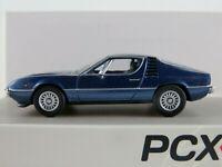 PCX87 870075 Alfa Romeo Montreal (1970) in dunkelblaumetallic 1:87/H0 NEU/OVP