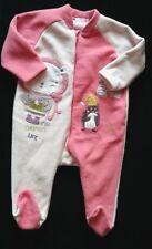 4cca57b8035f4 Marque  DisneyCouleur  Rouge. Surpyjama polaire rose esquimau bébé fille 18  MOIS