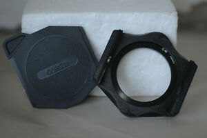 COKIN 'A' FILTER HOLDER+49mm ADAPTER RING+CAP KEEPER. NICE!