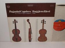 EVEREST 3313 Paganini 24 Caprices Ruggiero Ricci