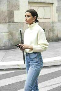womens 6501 vintage 80s LEVIS High waist 501 JEANS W27 L29 uk 8-10 ladies RARE