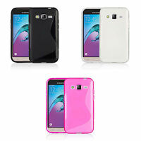 FOR SAMSUNG GALAXY J5 2016 S-LINE SILICONE GEL COVER CASE
