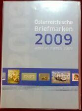 Briefmarken Jahreszusammenstellung 2009 Austria -   Eiamaya