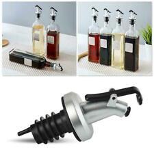 1Pcs Bottle Pourer Spout Stopper Dispenser Liquor Flow Olive oil Wine F0X5