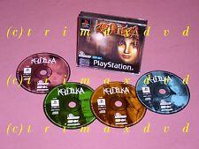 PS1 _ Koudelka _Erstausgabe CD's guter Zustand _Über 1000 weitere Spiele im SHOP