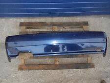 Heckschürze inkl. Träger VW Corrado FACELIFT Heckstoßstange Stoßstange LC5U Blau