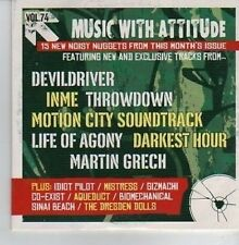 (CV328) Rock Sound: Sound Check No. 074 - 2005 CD