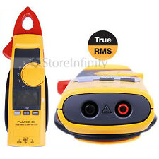 Brand New FLUKE 365 F365 Detachable Jaw-rms AC DC Clamp Meter EMH010