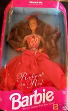RADIANT IN RED BARBIE SE BLACK VERSION NRFB!!  MINT!!!