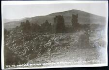 ARCO Idaho ~ 1920's  CRATERS OF THE MOON NATIONAL MONUMENT~RPPC