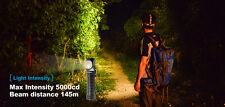 New XTAR H3W Cree XM-L2 U2 950 Lumens LED Headlight Flashlight ( Warm White )