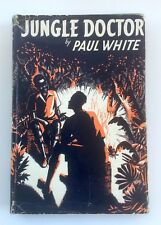 Jungle Doctor 1952 Paul White Hardcover Dust Jacket Free Postage