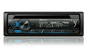 Pioneer DEH-S4200BT Bluetooth Car Stereo CD Receiver Player with USB & Aux