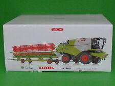 1:32 Wiking 077817 Claas Tucano 570 Mähdrescher mit Getreidevorsatz V 930