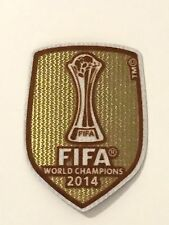 2014 UEFA FIFA World Champions League Badge Patch For Real Madrid Soccer Jersey