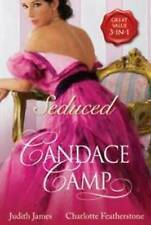 Seduced: 3 Romances In 1 By Candace Camp Judith James Charlotte Featherstone