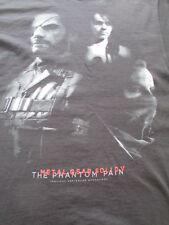 Metal Gear Solid V 5 The Phantom Pain Black White Red T Shirt Size S Small