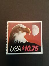 USA 1989 Eagle & Moon $ 10.75 MNH s. Fotos Airmail