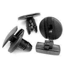 10X rivets clips Plastiques passage de roues Peugeot 206,207,307